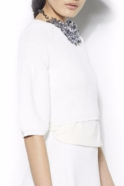 Gracia Ribbed Sweater - Product Mini Image