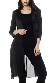Gracia See-Through Jacket - Front cropped