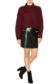 Gracia Short Sweater - Front full body