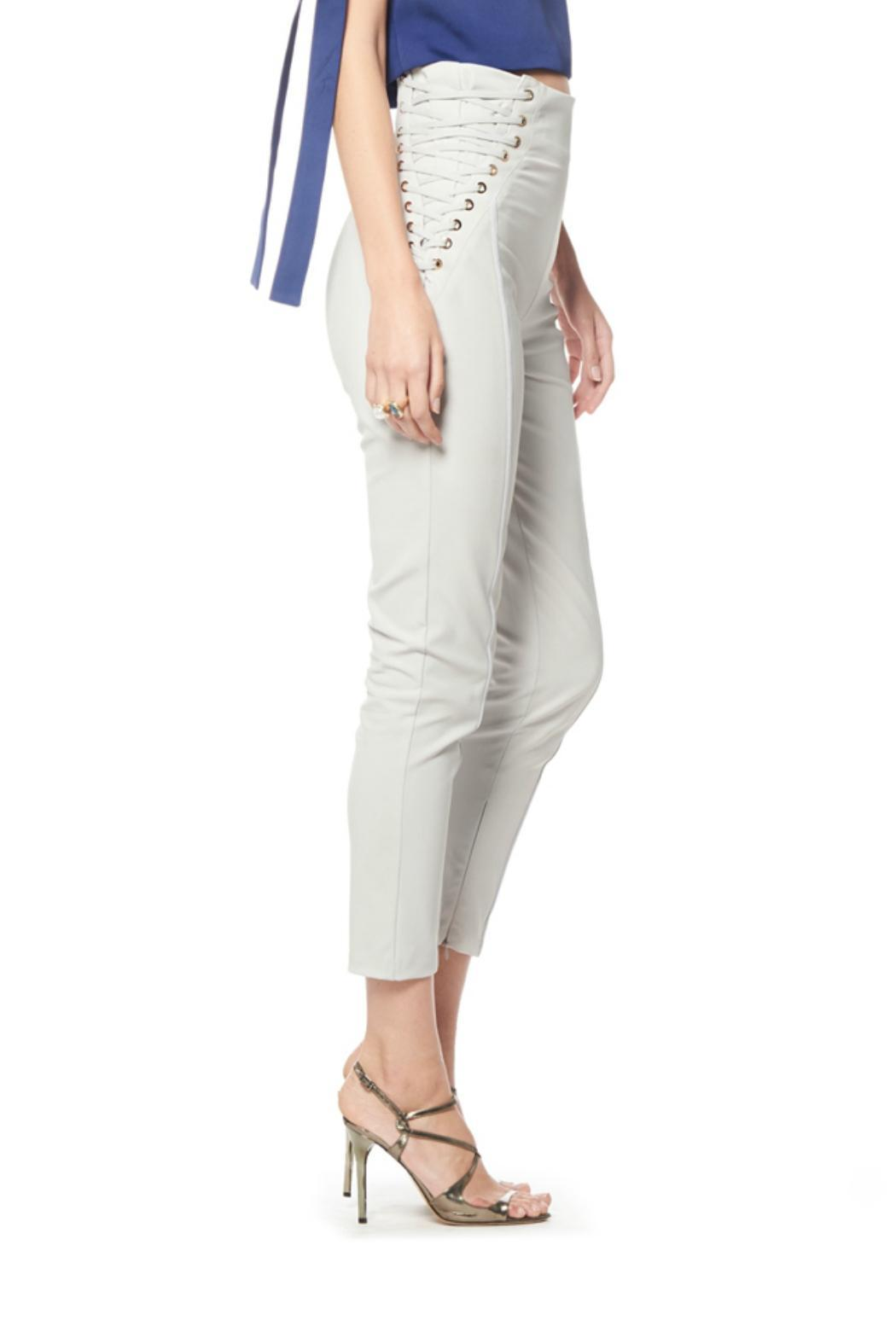 Gracia Side String Pants - Front Full Image