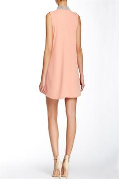 Gracia Stud Neck Flair Dress - Alternate List Image