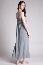 Grade & Gather  Dried Thyme Dress - Side cropped