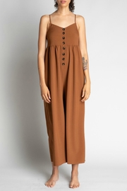 Grade & Gather  Maxi Jumpsuit - Product Mini Image