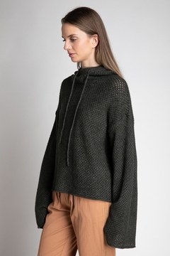 Shoptiques Product: Knit Olive Sweater