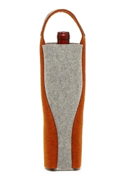 Graf & Lantz Felt Wine Carrier - Product Mini Image