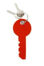 Graf & Lantz Key Key Ring - Front cropped