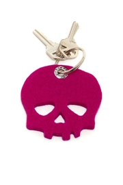 Graf & Lantz Skull Key Ring - Product Mini Image