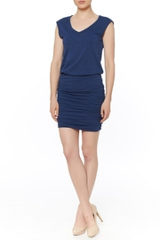 Graham & Spencer Bardot Dress - Product Mini Image