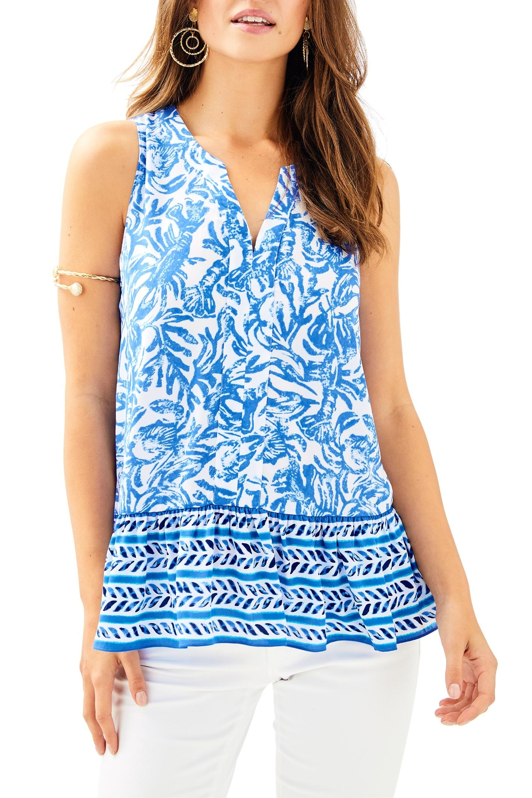 Lilly Pulitzer Gramercy Top - Main Image