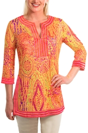 Gretchen Scott Grand Bazaar Tunic - Product Mini Image