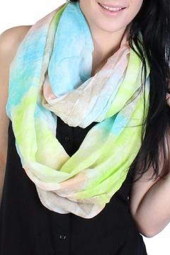 Grand Colourful Infinity Scarf - Alternate List Image