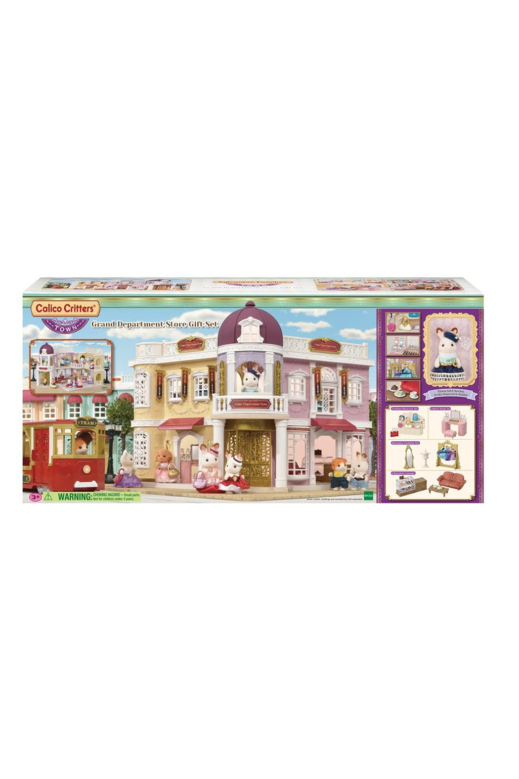 Calico Critters Grand Department Store Gift Set - Main Image