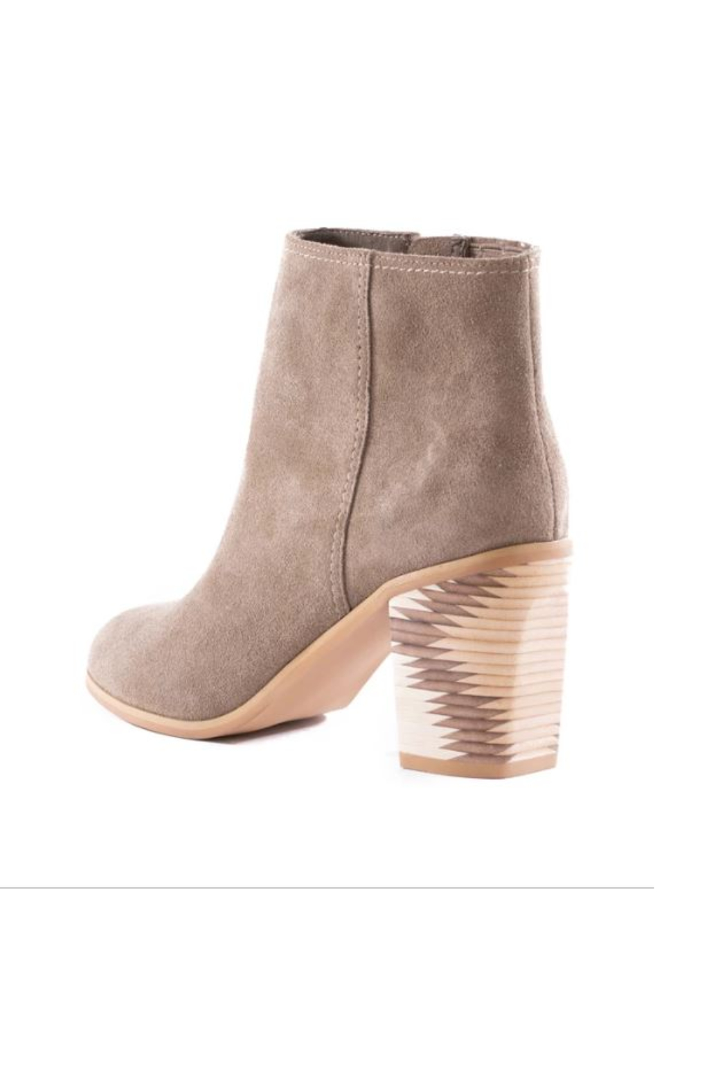 Seychelles Grand Finale Ankle Boot - Back Cropped Image