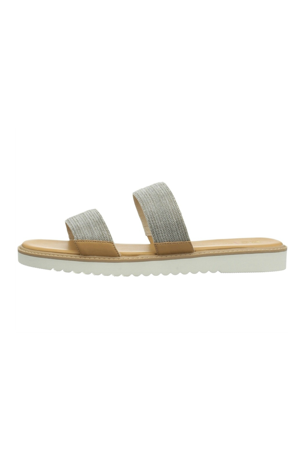 BC Footwear Grand Prize Sandal - Front Cropped Image