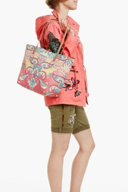 DESIGUAL Grand Valkiria Capri Tote - Other