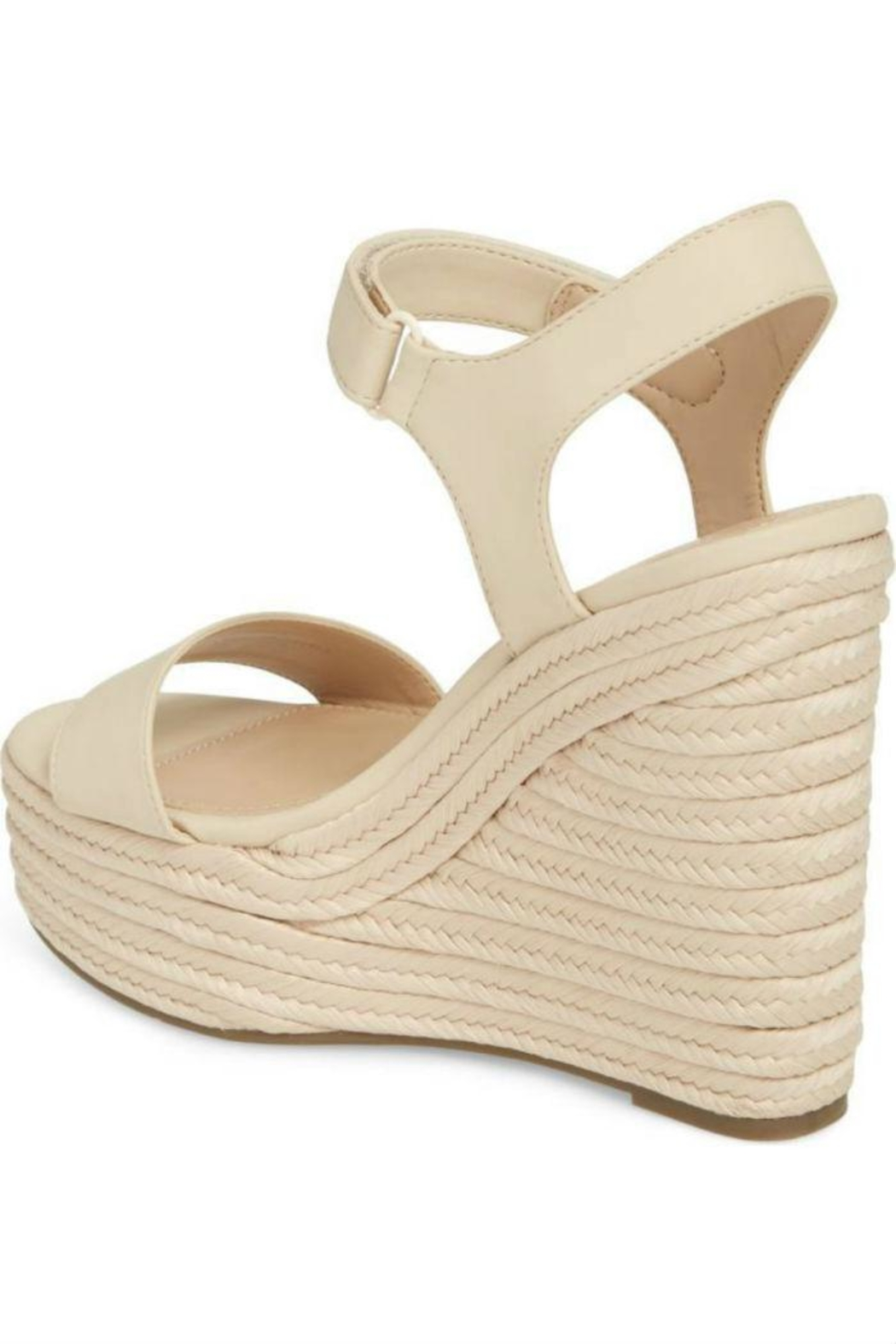 Kendall + Kylie Grand Wedge Sandal - Back Cropped Image