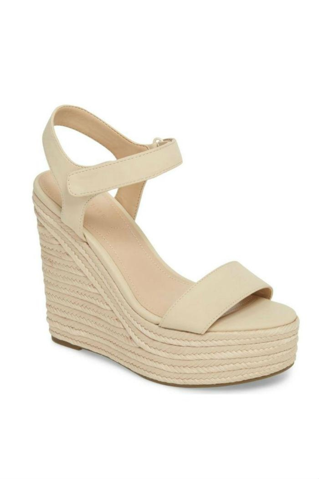 Kendall + Kylie Grand Wedge Sandal - Front Full Image