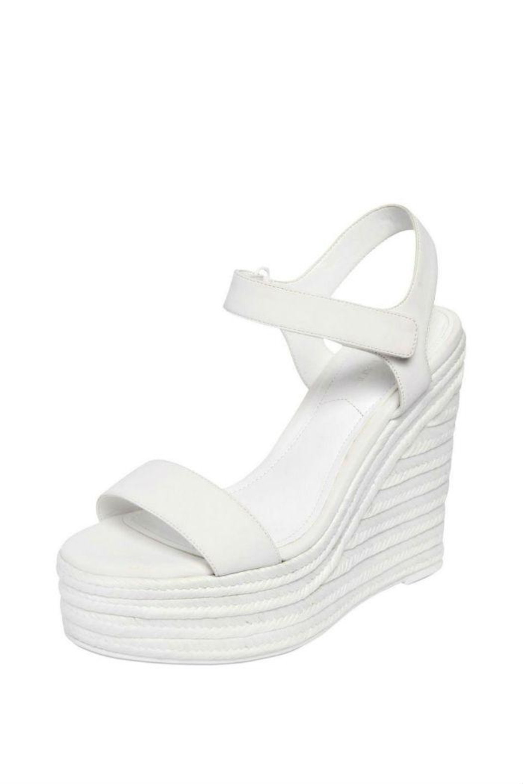Kendall + Kylie Grand Wedge Sandal - Front Cropped Image