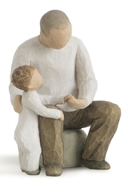 Willow Tree(r) by Susan Lordi, from DEMDACO Grandfather Figurine - Front cropped