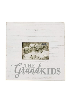 Mud Pie Grandkids Block Picture-Frame - Product List Image