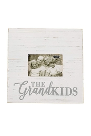 Mud Pie Grandkids Block Picture-Frame - Product Mini Image