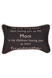 Manual Woodworkers and Weavers Mom & Grandmother Pillow - Product Mini Image