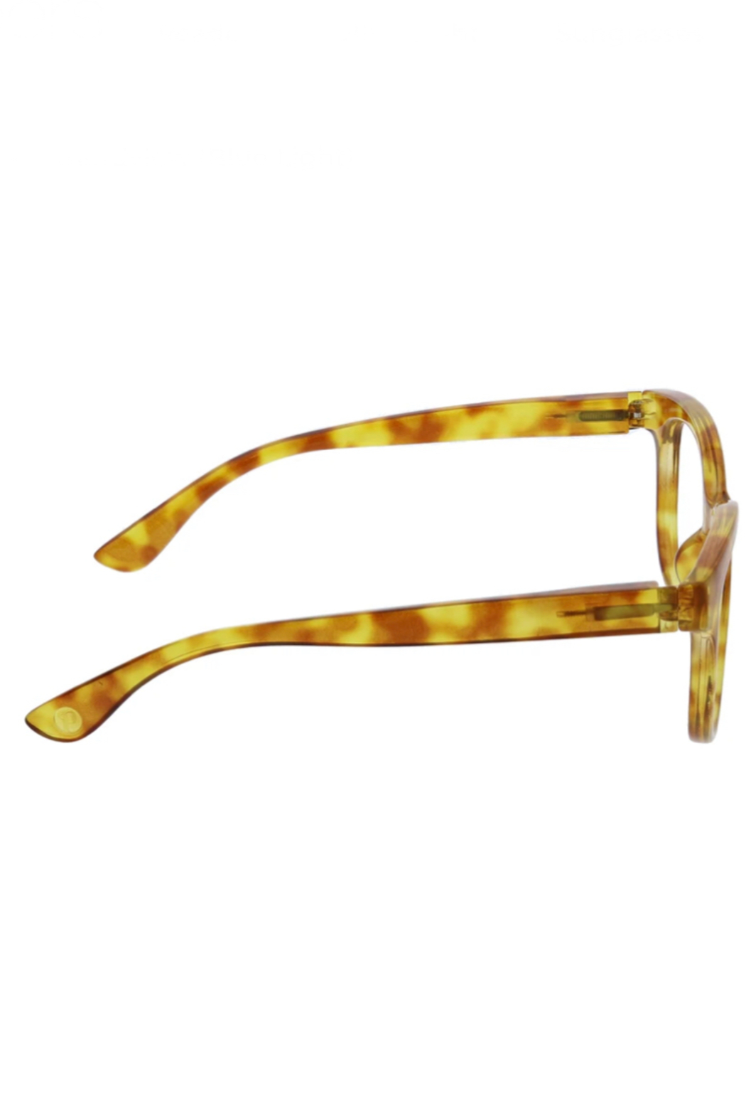 Peepers  Grandview Blue-Light Filtering Reading Glasses - Side Cropped Image