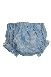 Granlei 1980 Blue Floral Set - Side cropped