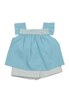 Granlei 1980 Blue Gingham Set - Product List Image