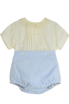 Shoptiques Product: Blue Polkadot Set