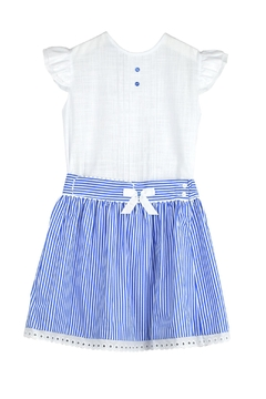 Granlei 1980 Blue & White Outfit - Product List Image