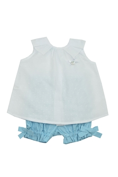 Granlei 1980 Gingham Short Set - Product List Image