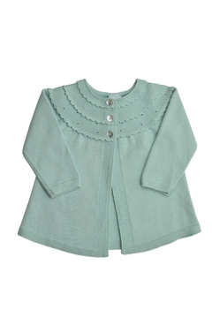 Shoptiques Product: Green Knitted Coat