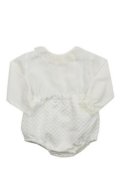 Shoptiques Product: Ivory Baptism Outfit