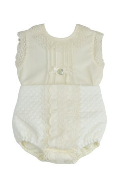 Granlei 1980 Ivory Baptism Outfit - Product List Image