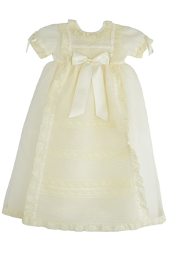 Shoptiques Product: Lace Baptism Gown