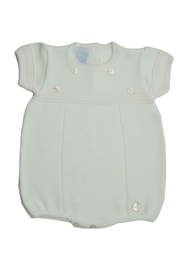 Granlei 1980 Light Pink Onesie - Front cropped