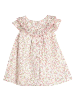 Granlei 1980 Mini Flower Dress - Alternate List Image