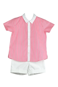 Granlei 1980 Pink & White Outfit - Product List Image