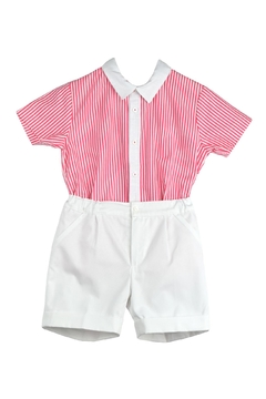 Granlei 1980 Pink & White Outfit - Alternate List Image