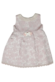 Granlei 1980 Rose Floral Dress - Front cropped