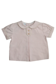 Granlei 1980 Striped Shorts Set - Front full body