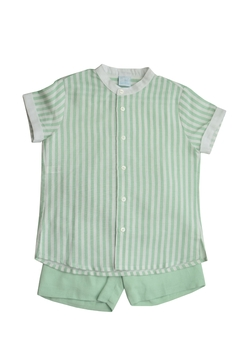 Granlei 1980 White & Green Outfit - Product List Image