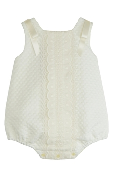 Granlei 1980 White Lace Romper - Product List Image