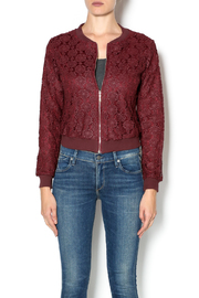 Granoriente Crocheted Bomber Jacket - Product Mini Image