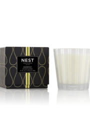 The Birds Nest GRAPEFRUIT 3 WICK CANDLE - Product Mini Image