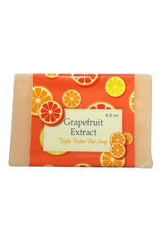 Soap and Water Newport Grapefruit Extract Bar soap - Product Mini Image