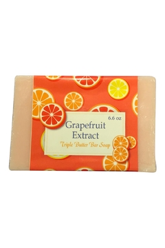 Soap and Water Newport Grapefruit Extract Barsoap - Alternate List Image