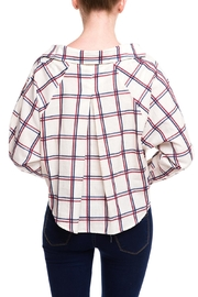 HYFVE Graph Tied Blouse - Side cropped