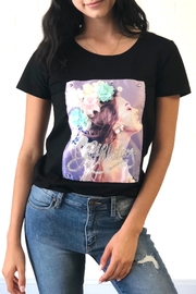 Noble  Graphic Face Tee - Product Mini Image